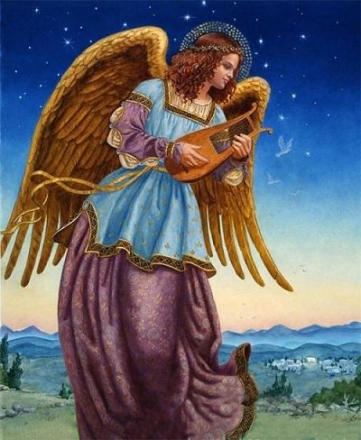 Αρχάγγελος HAHAHEL : Ο Ψαλμός 119 για ένωση με το Θείο.