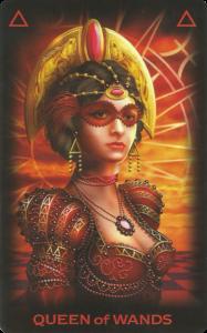 Η Βασίλισσα των Ράβδων