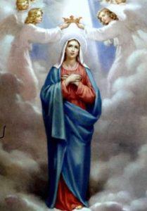 η Παναγία ήταν απαλλαγμένη από την αρχική αμαρτία και τις συνέπειες της.