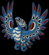 Τα πτηνά ως σύμβολα Totem